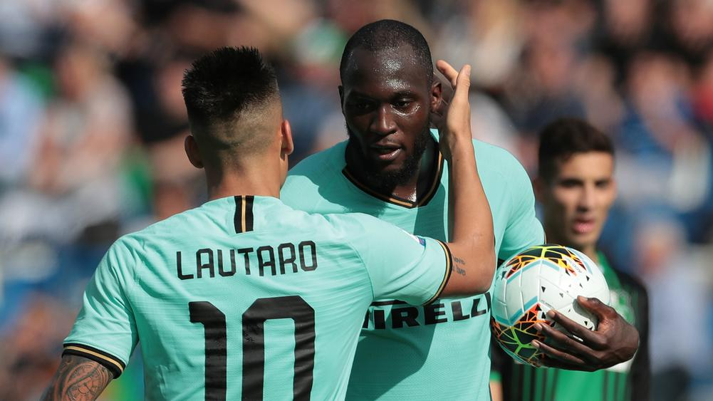 Romelu Lukaku & Lautaro Martinez; A Match Made In Heaven For Inter And Conte 3