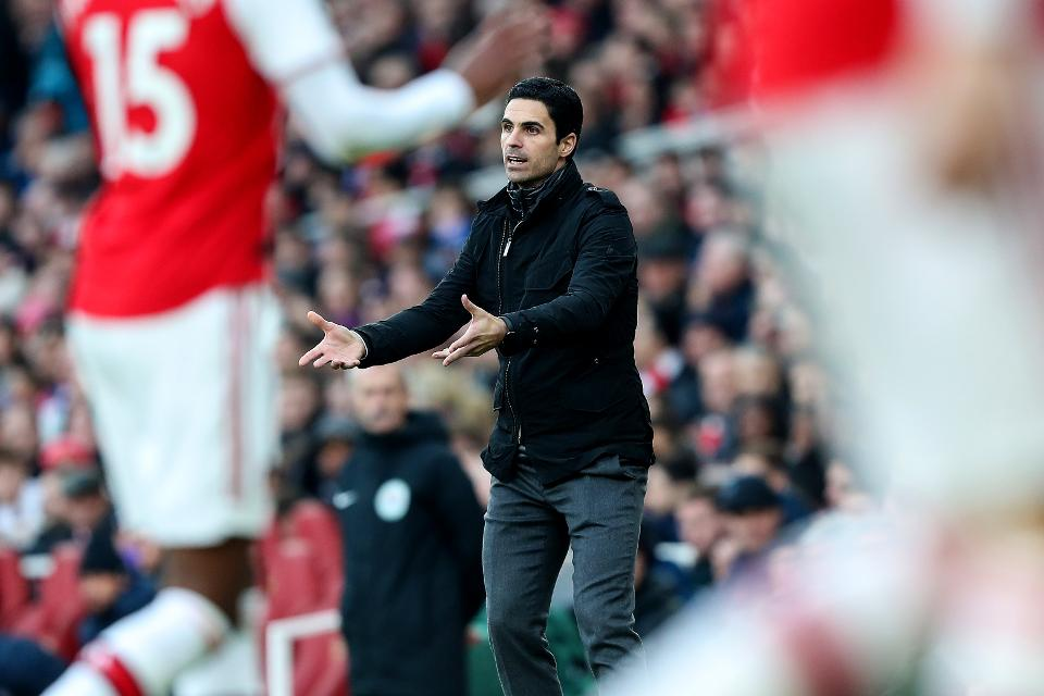 Arteta Should Do Away With These Players If He Wants To Succeed At Arsenal 5