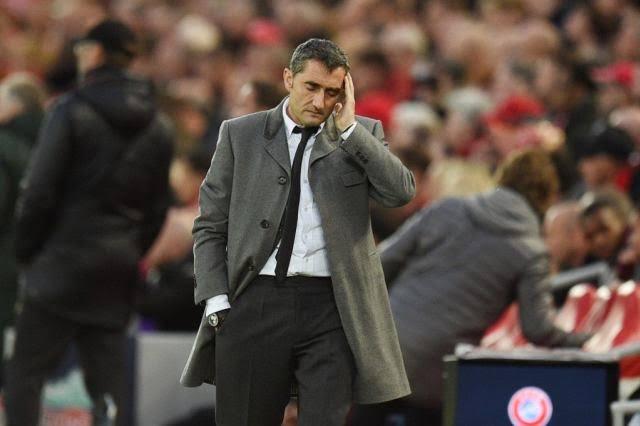 Ernesto Valverde Sack ; One Of Football's Ugly Side 5