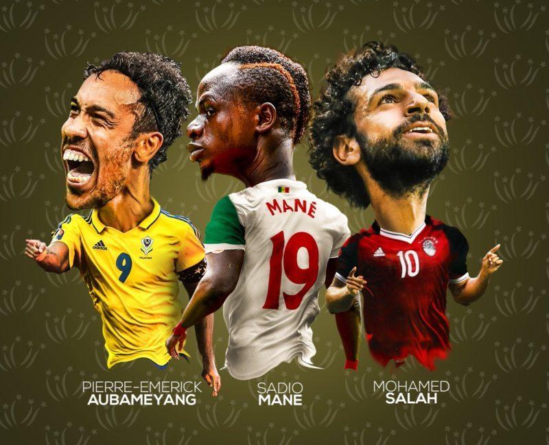 African Dream Team XI From 2016 Till Date