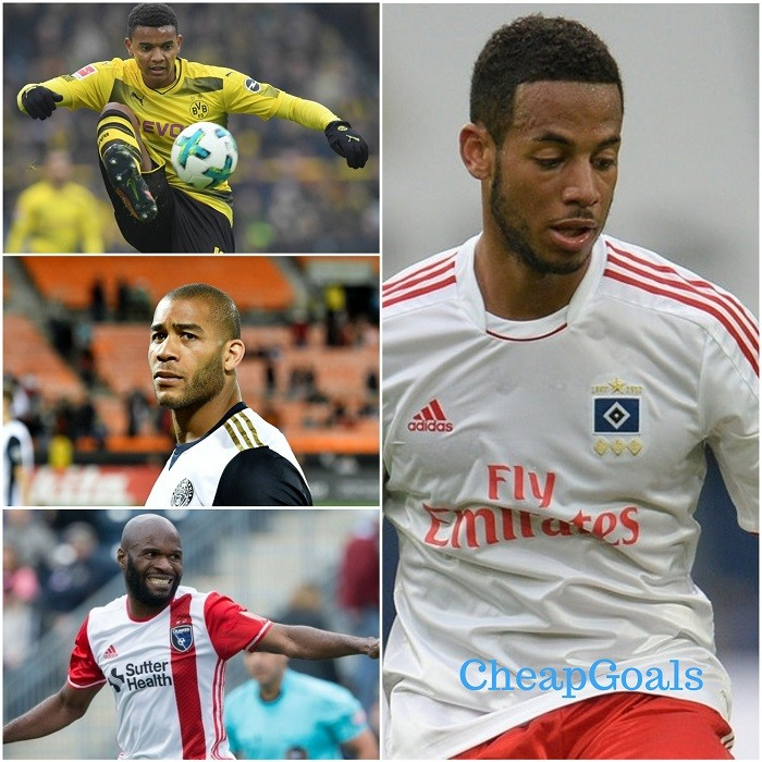 Nigerian-Born Footballers That Never Played For Super Eagles