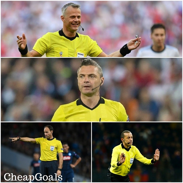 Top Best Referees In Europe From 2015 - Till Date 1