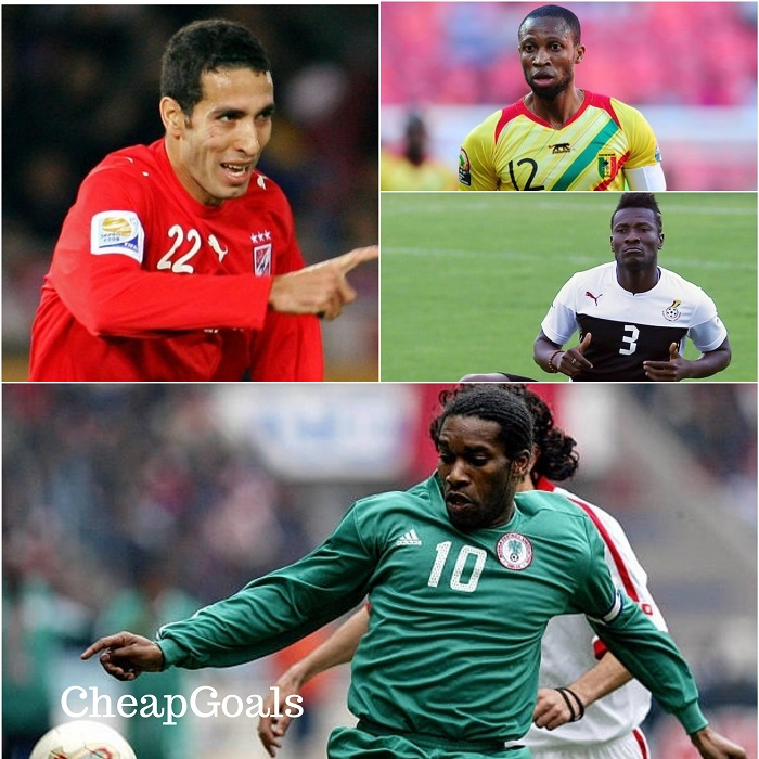Top African Stars Who Failed To Win The CAF Player Of The Year Award 1