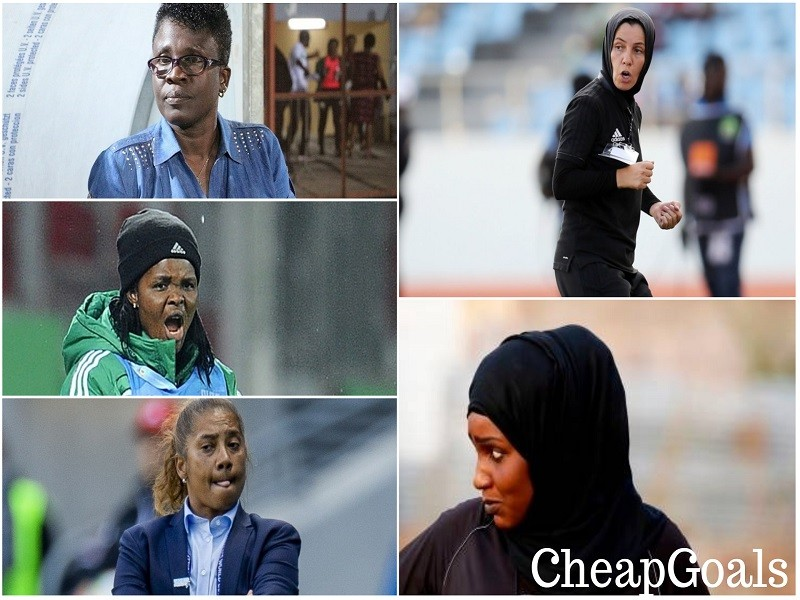 Top Female Coaches In Africa Since 2016-2020