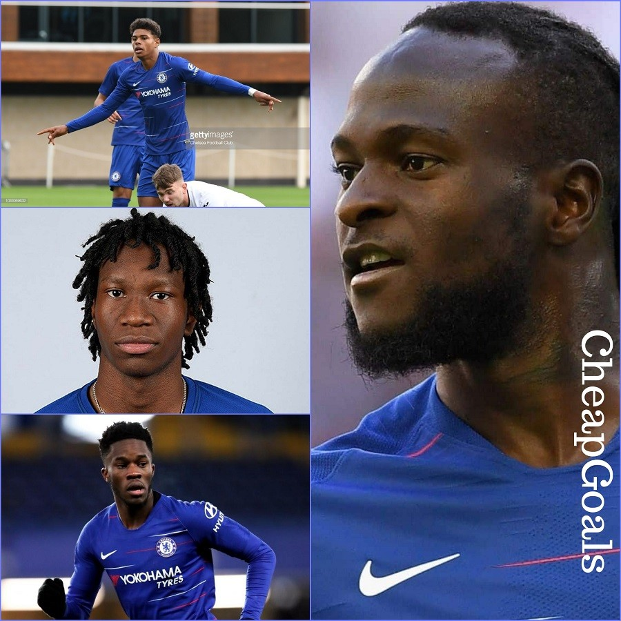 Nigerians That Have & Still Playing For Chelsea 1