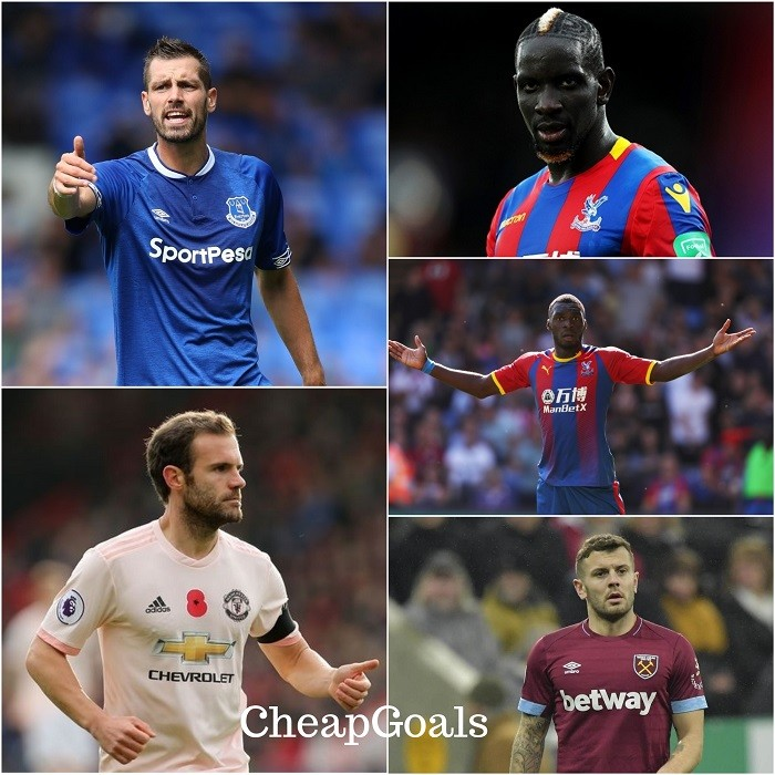 Top Overpaid Players In The 2019/20 Premier League Season 1