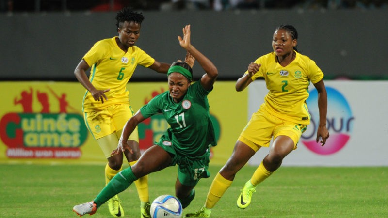 Women Football In Africa: It's Emergence And Transition 1