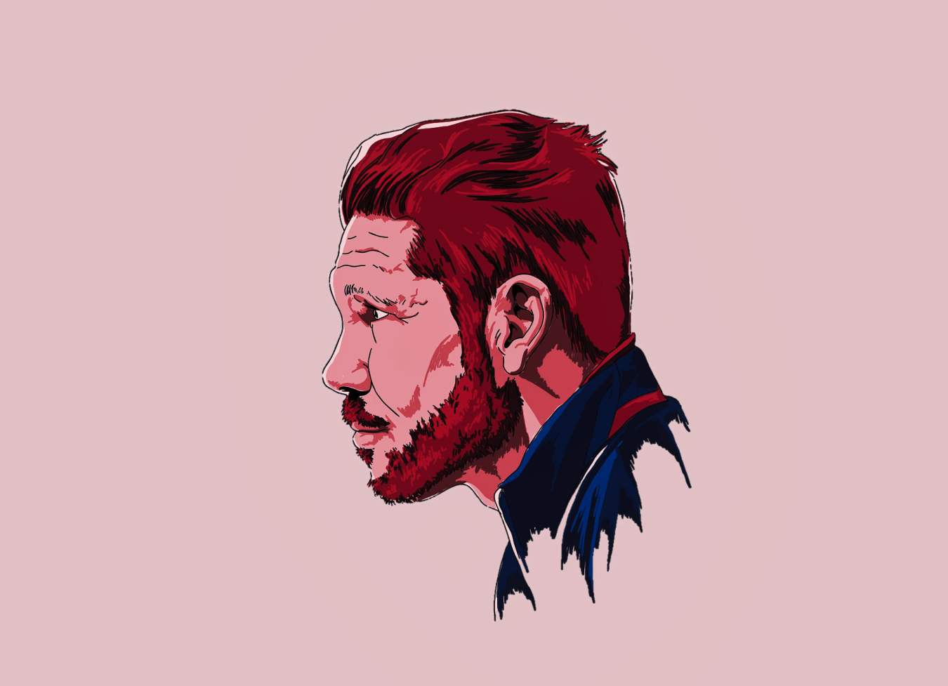 El Cholo: The Midfield Beast ; The Vibrant Manager 1