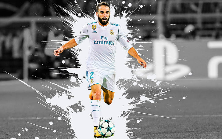 Dani Carvajal: Los Blancos Best Right Back, Made In Leverkusen