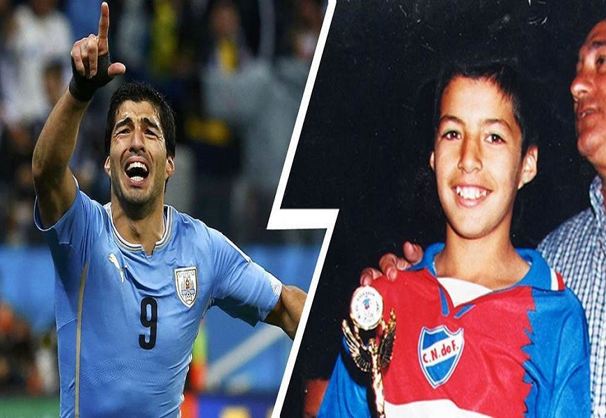 Luis Suarez: The Making Of A Young Boy From Salto & Success Thus Far