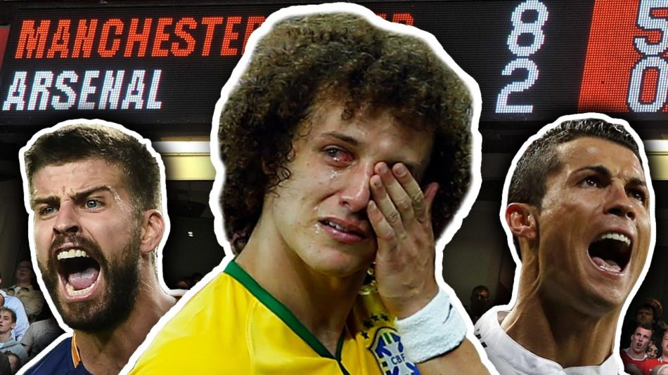 Devastating ! Top Embarrassing Defeats In Football History 3