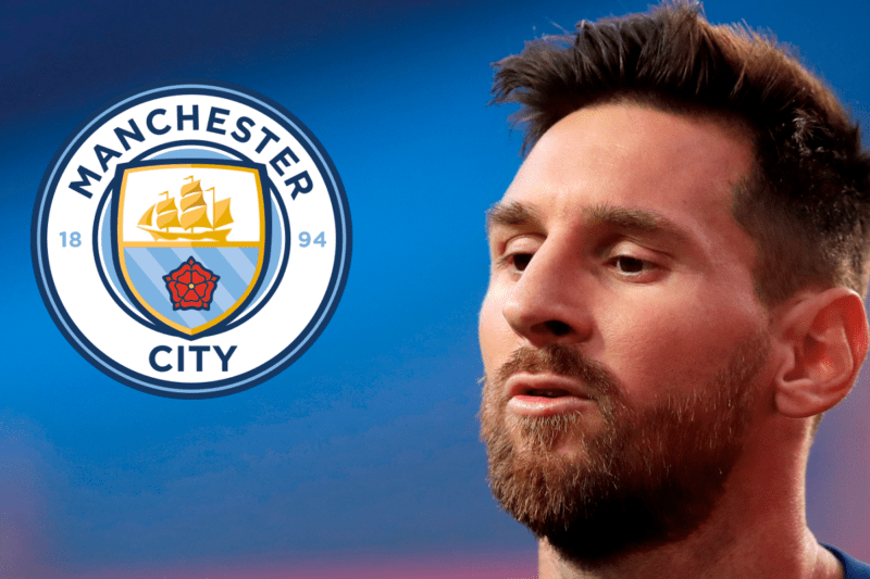5 Reasons Why Lionel Messi Would Move To Man City