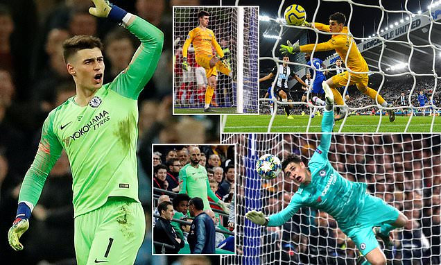 10 Of The Worst Goalkeepers Since 2010-20 1