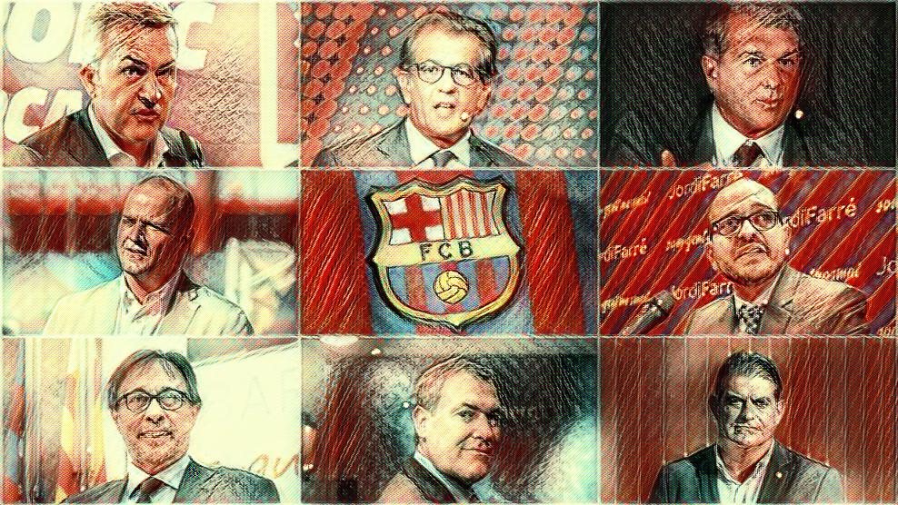Barcelona's Presidency: Top 8 Contenders & Jokers