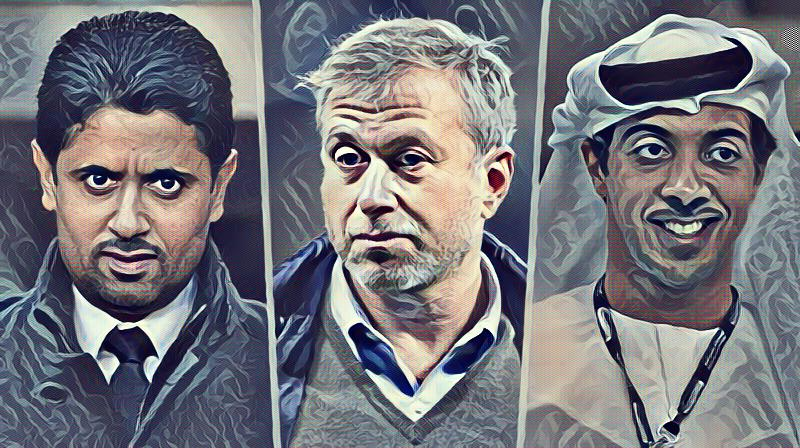 10 Richest Club Owners In World Football 2021 3