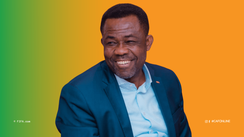 Mosengo-Omba Is CAF New General Secretary 1